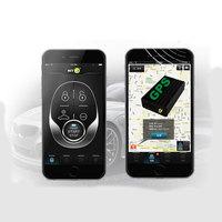 ENKLOV GPS Tracker Car GSM / GPS Locator Mobile APP Vibration SOS Alarm Monitoring Waterproof GPS Tracker For Car Motorcycles