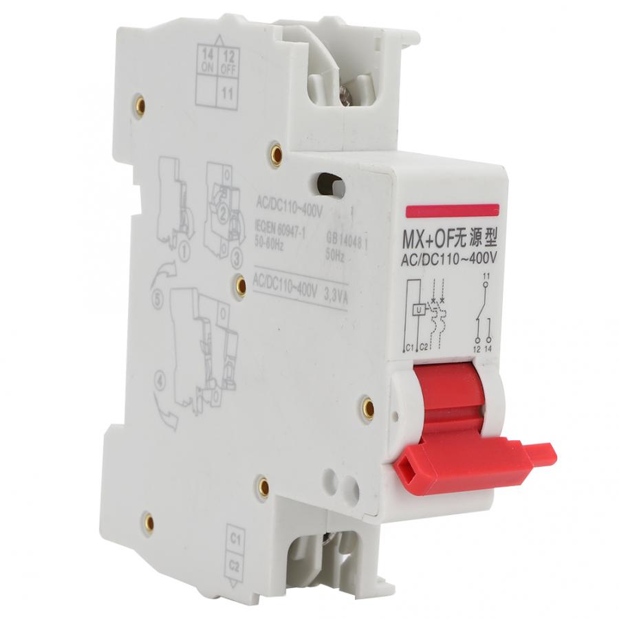 Miniature MX Shunt Auxiliary Release for DZ47 Circuit Breaker AC//DC110-400V