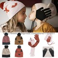 2015 New Autumn Winter Kids  Baby  knitted Hat For Boys Girls Fall  Knit Children Clothing
