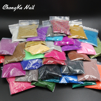 34 Colors Caviar Manicures Micro Beads For nail decoration DIY Accessories 3D Decorations Nail Art Supplies