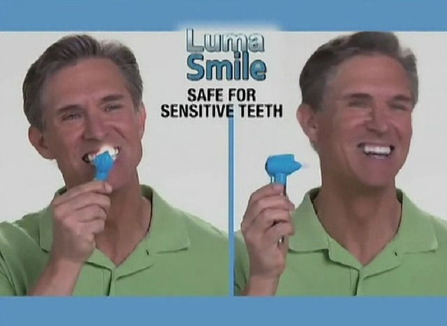 Luma Smile Tooth Polish & Whitening Kit – As Seen On TV