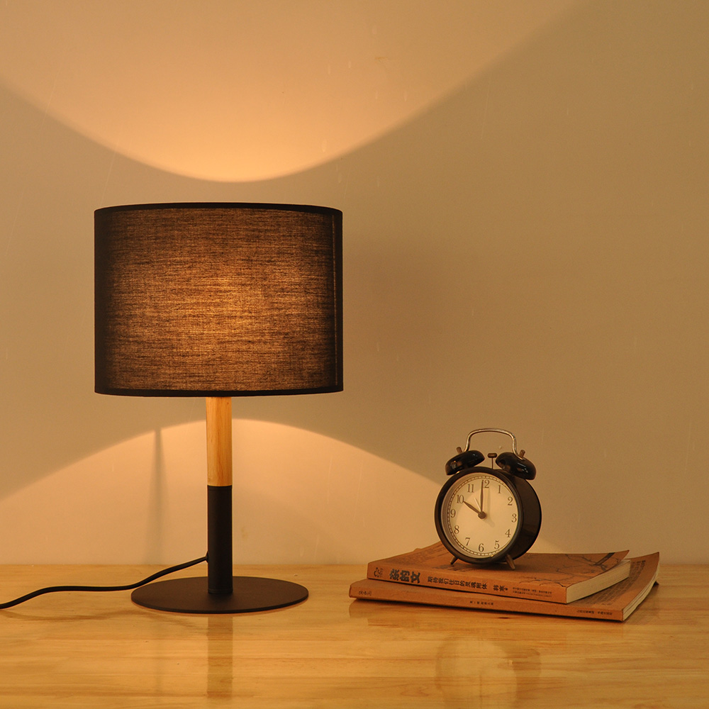 Ikea wooden table lamps best inspiration for table lamp lamp cloth home bedroom decorative table lamp bedside touch table lamp geotapseo Image collections