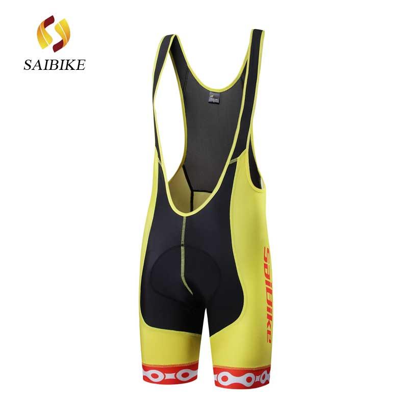 Pro Team erkek Bisiklet Önlüğü Şort Pantolon Bisiklet Bisiklet Yelek Şort Giyim Döngüsü Giyim Giyim 3D Yastık Pad Parantez Sıkı XXS-4XL