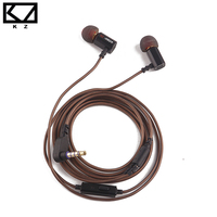 Original KZ ED9 HIFI Stereo Earbuds Super Bass In Ear Music Earphone With DJ Earphones Noise