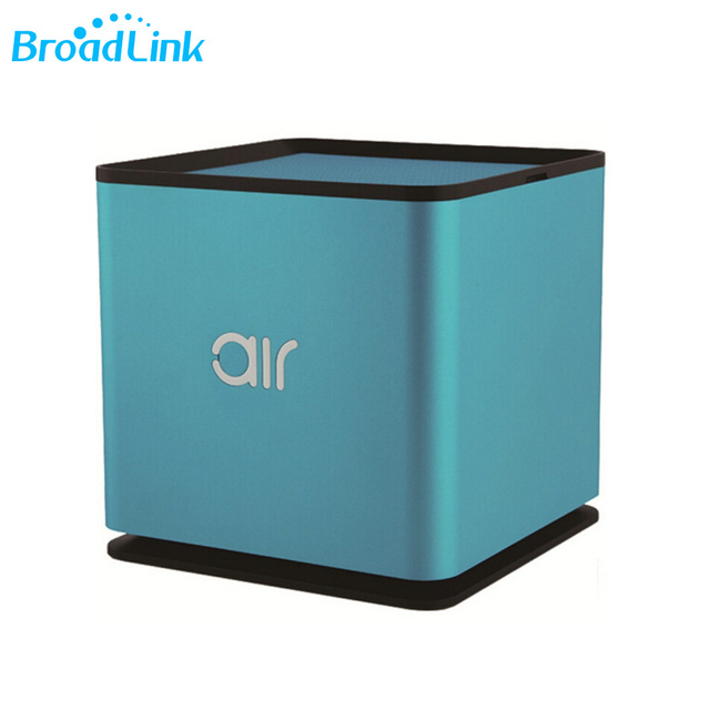 Original Broadlink Table Air Wifi Wireless Connection Remote Control Desk  Purifier Control By Phone For Smart