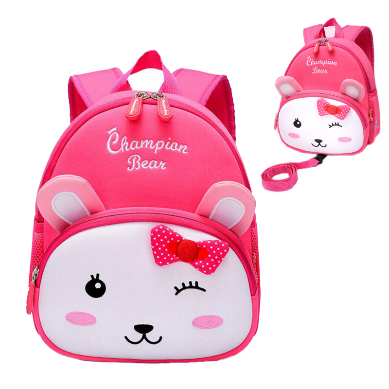 Anti-Loss Bunny Backpack