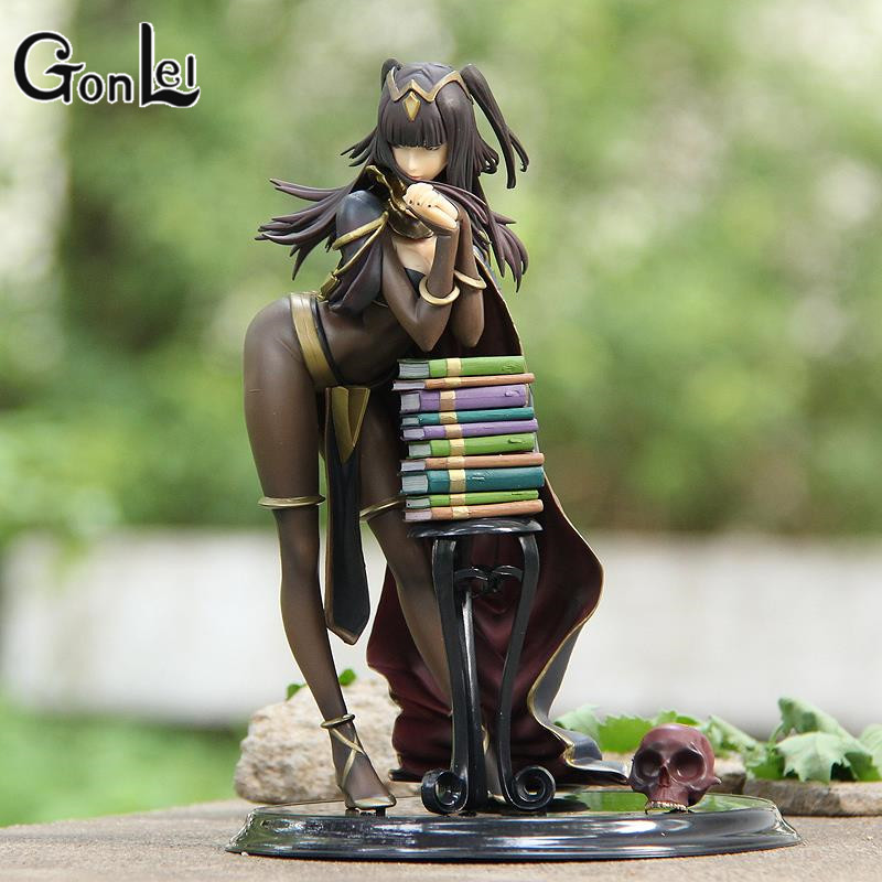 GonLeI Anime Good Smile Fire Emblem Awakening Tharja 1/7 Scale Sexy Girl PVC Action Figure Collectible Model Gift Toy 18cm K285 zewa everyday 100