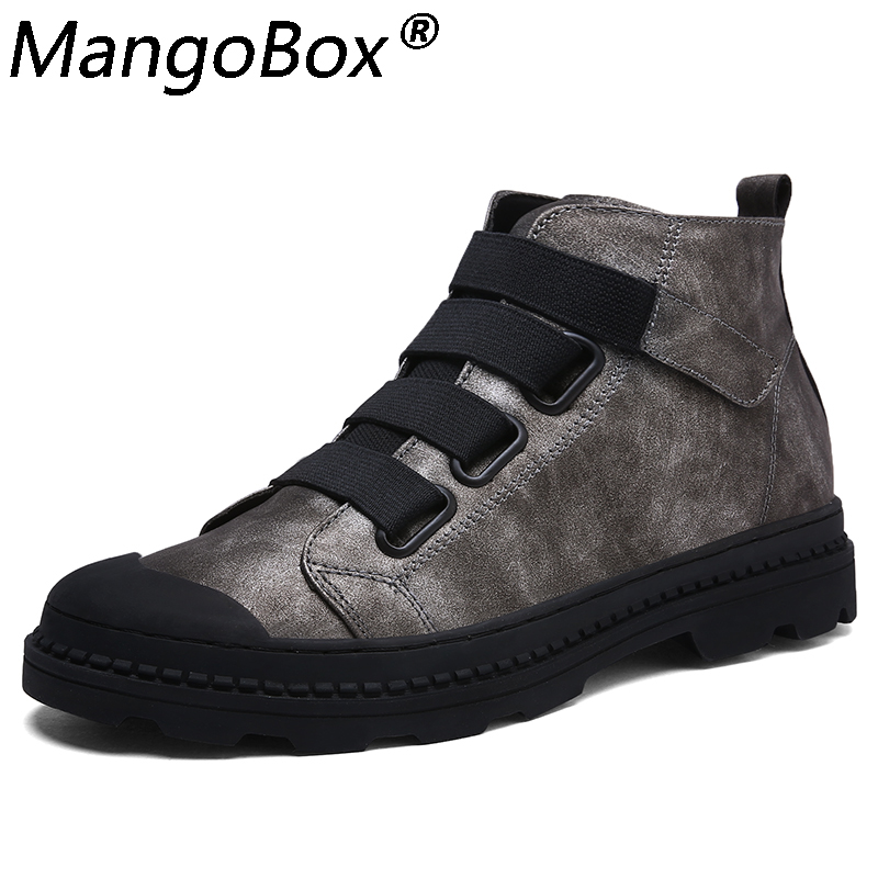 best top 10 brown men boots leather casual brands and get