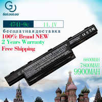 Golooloo 6600mAh Laptop Battery for Acer Aspire V3 5750G 4252 4253 4339 AS10D51 AS10D61 AS10D31 4552 4552G 4560 4750G 5750 5560