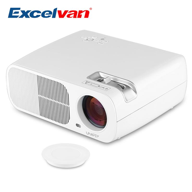 Prix pour Uhappy BL20 Vidéo LCD Projecteur Home Cinéma HDMI Projecteur 800x480 Résolution, 2600 Lumen Projecteur Avec USB/HDMI/ATV/AV/VGA