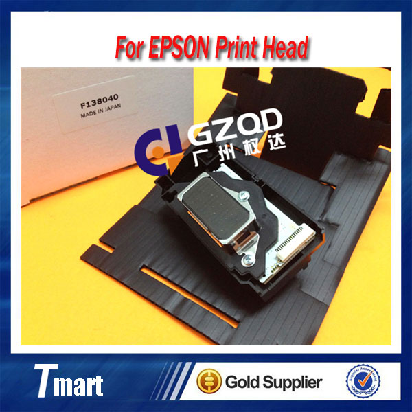 FREE SHIPPING 100% original print head for EPSON PRO7600 9600 PHOTO2100 2200 F138040 printer parts with good quality