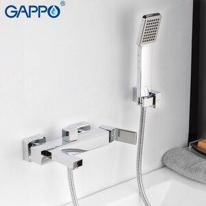 GAPPO Bathtub Faucets waterfal
