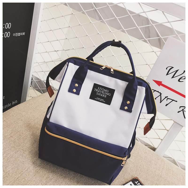 a09b04b620f9 2018 Best Travel Women Backpack Japan Ring Bag Summer Female Backpack  Student Girls School Shoulder Bag Rucksack Mochila Bagpack