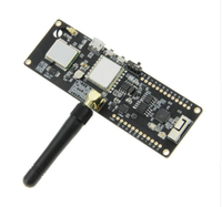 ESP32 433/868/915Mhz WiFi wireless Bluetooth Module ESP 32 GPS NEO 6M SMA LORA 32 18650 Battery holder with SoftRF