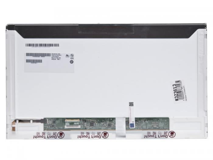 LCD 15.6 Matte B156XTN02.1, WXGA HD 1366x768, 40L, LED