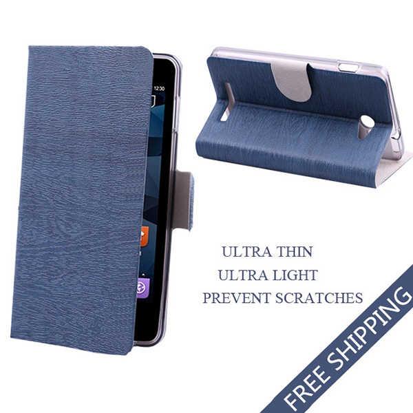A lcatel A7โทรศัพท์มือถือโทรศัพท์พลิกกระเป๋าสตางค์กรณีf undaสำหรับA Lcatel A7/ไอดอล4 Proหนังยืนปกเชลล์กรณีสำหรับA LCATEL A7 5090Y