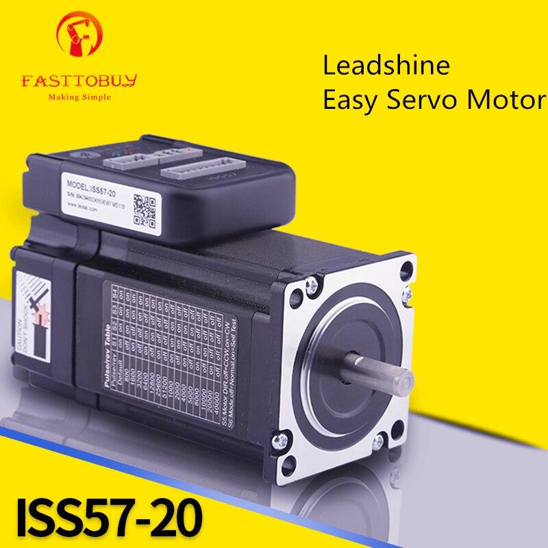 Leadshine iES 2320 Equal to Leadshine iSS57 20 2N m Integrate Easy Servo Motor stepper motor
