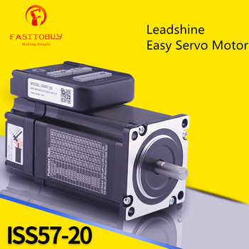 Leadshine iES-2320 Equal to Leadshine iSS57-20 2N.m Integrate Easy Servo Motor stepper motor+drive With Encoder Cable - DISCOUNT ITEM  8% OFF All Category