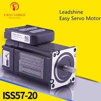 Leadshine ies 2320 равно Leadshine iss57 20 2N. м интегрировать легко Servo Двигатель шаговый двигатель + диск с датчиком кабель
