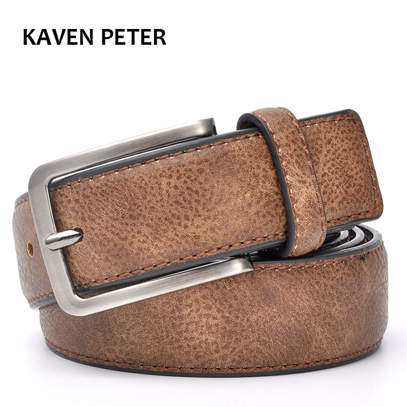 Apparel Accessories ... Belts ... 32757191478 ... 4 ... Accessories For Men Gents Leather Belt Trouser Waistband Stylish Casual Belts Men With Black Grey Dark Brown And Brown Color ...