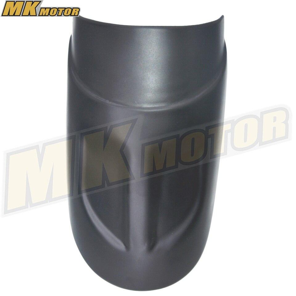 For yamaha fz-09 FZ09 MT09 MT-09 2013 2014 2015 2016 2017 Front Fender Mudguard Wheel Hugger Rear Extension black cnc aluminum rear tire hugger fender mudguard chain guard cover for yamaha mt07 2013 2016 fz07 2013 2014 2015 2016