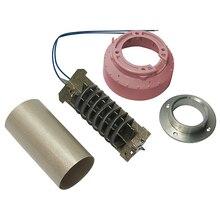 Hot Air Heat Element 4 in 1 Kit 800W for HT R390 R392 R490 T300 R590 BGA Rework Station 110V 220V Authorized