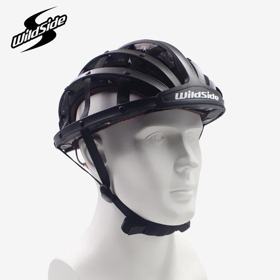 Ultralight pieghevole casco per gli uomini donne di Città casco ciclismo su strada mtb mountain bike attrezzature Casco Ciclismo aero casco della bicicletta