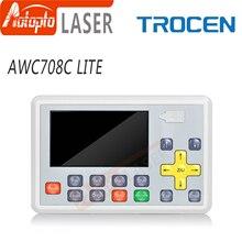 цена на Trocen AWC708C LITE Co2 Laser Controller System For Laser Cutting Machine Engraving Machine Replace AWC708S Ruida leetro