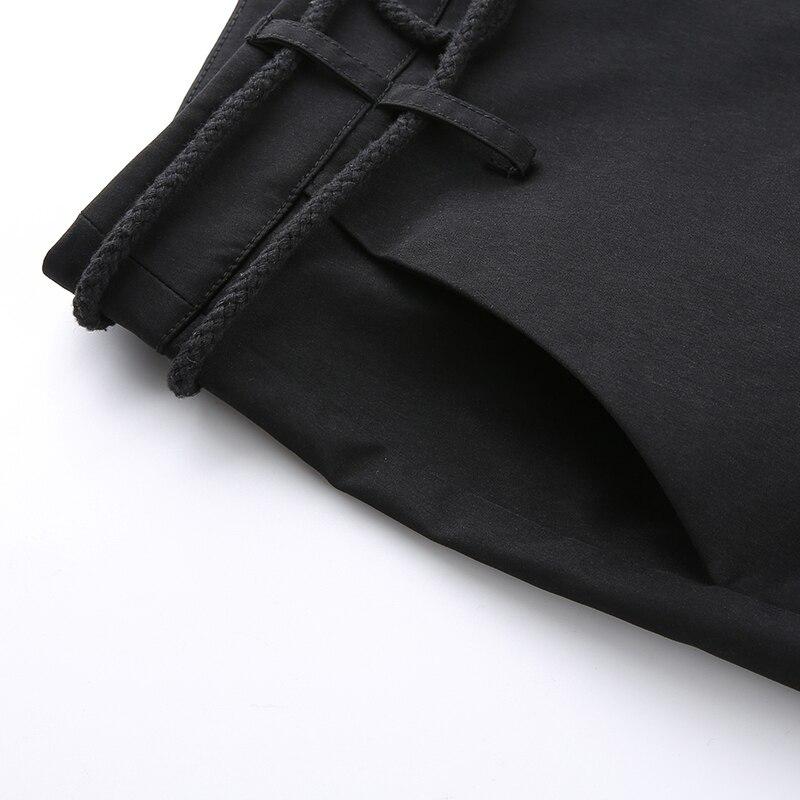 calças Nazan cintura preto 7