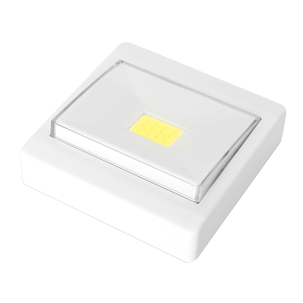 ITimo Naprawa Lampa robocza Lampa akumulatorowa Lampka nocna LED Magnesowy przełącznik bezprzewodowy do szafek w korytarzu Kinkiet Lampa ścienna