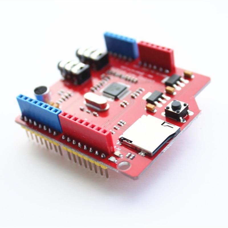 MP3 Music VS1053B shield board with TF card slot work with Arduino UNO MEGA