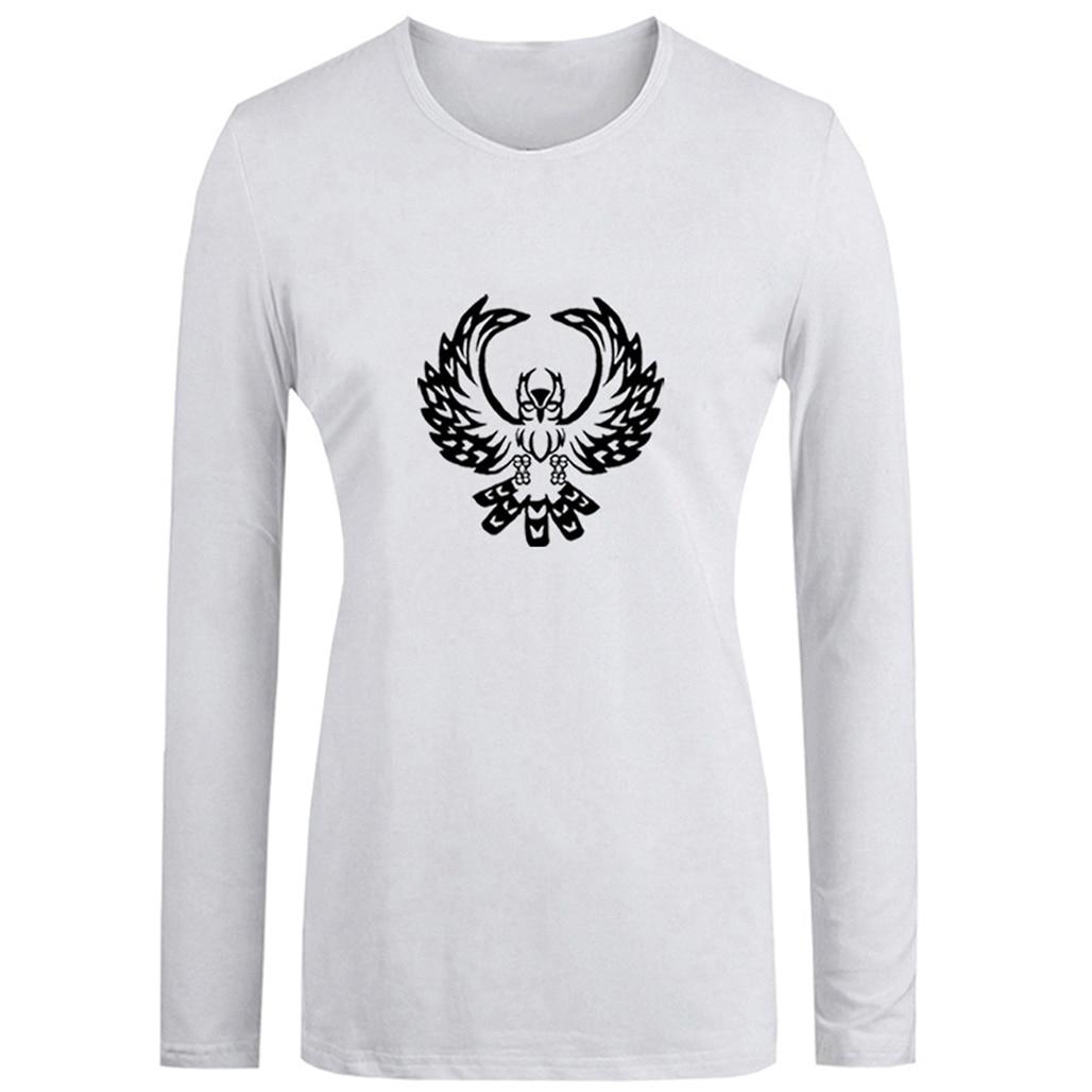 Tienda Online Moda Volar Bho Dibujo Punk Mujeres de la Camiseta