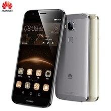 Original Huawei G7 Plus 4G FDD-LTE 5.5 inch EMUI 3.1 Mobile Phone MSM8939 Octa-Core 1.5GHz+1.2GHz 2GB RAM 16GB ROM Smartphone