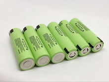 8pcs/lot New Original Battery For Panasonic NCR18650BM 3200mAh 18650 3.7V high drain 10A Discharge Rechargeable Batteries