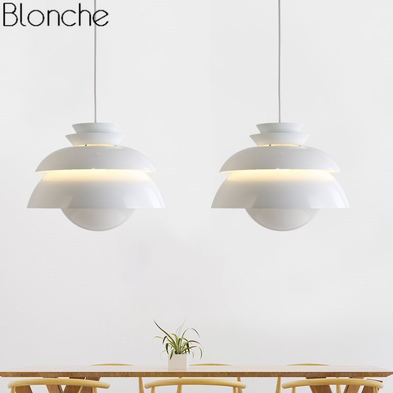 Modern Concert PH Pendant Lights Denmark UFO Led Hanging Lamp Dining Room Bedroom Kitchen Light Fixtures Home Decor Luminaire