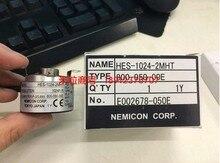 Freeshipping controle interno do Japão codificador HES-1024-2MHT garantia de um ano