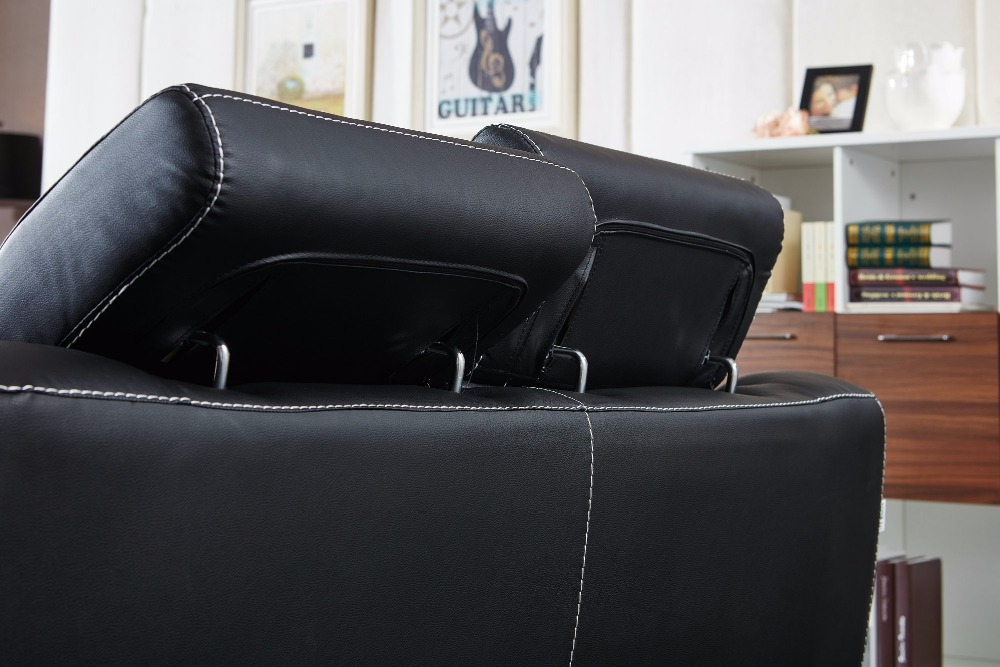 Beautiful 2018 Hot Sale Promotion Chaise Armchair Beanbag Modern Design Leather Sofa  For Luxury Set For Living Room Furnitur With Genuine  In Living Room Sofas  From ...