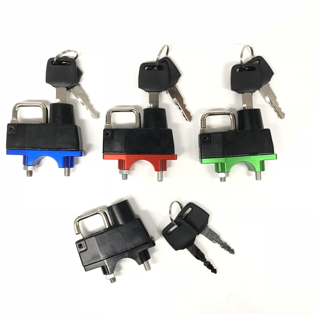 Helmet Lock For HONDA CB150R CB300R CB300F CB500F CB500X CB650F Motorcycle Accessories Locks & Latches Key Anti-thief Security