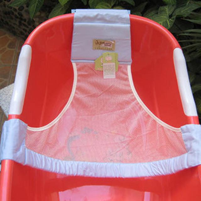 Alta Qualidade 1 Pc Assento de Segurança Do Bebê Banho De Banho Recém-nascidos Banho Ajustável Banheira Do Bebê Segurança Segurança Assento de Banho YY0079