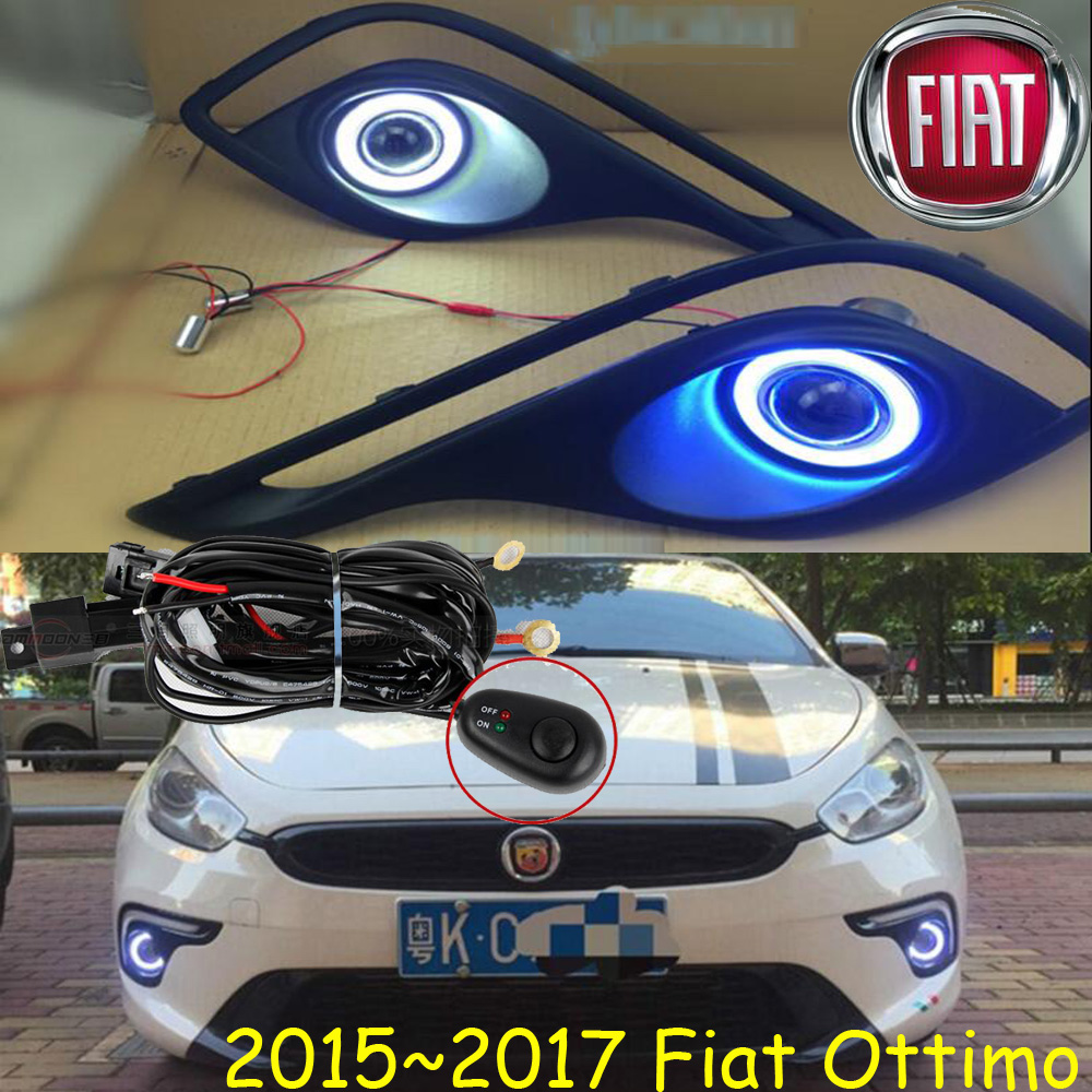 ФОТО Ottimo fog light ,2015~2017;Free ship!Ottimo daytime light,2ps/set+wire ON/OFF:Halogen/HID XENON+Ballast,Ottimo