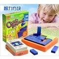 Геометрическая Классический Tangram IQ Логические 3D Пазлы Площадь Игрушки Для Детей Обучающие Игры Игрушки Juguetes Educativos