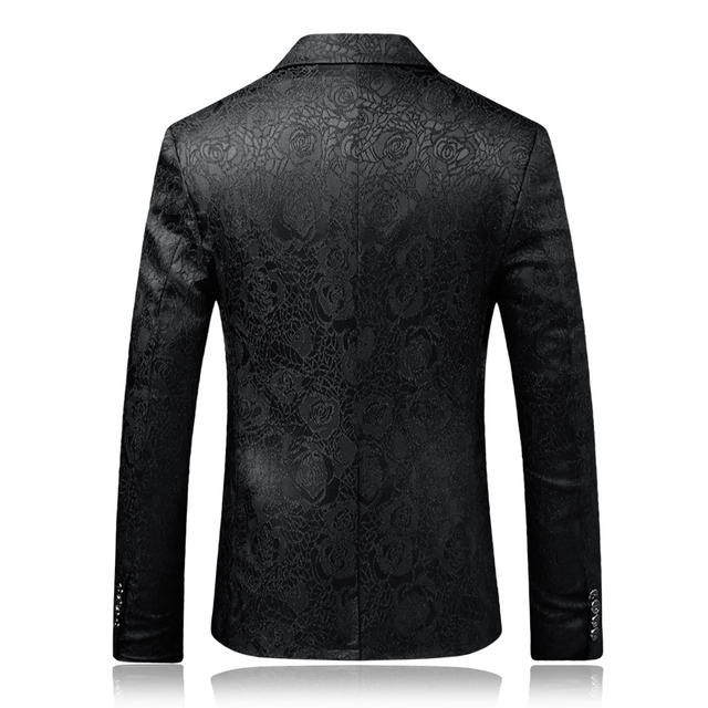 XMY3DWX 2018 New product fashion male High-end business slim Fit Leisure suit/men's printing Nightclub costumes BLAZERS/jackets