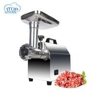 ITOP электрическая мясорубка колбаса наполнителя с Пластик Outlet растительное измельчитель электрический автоматической мясорубки бытовой