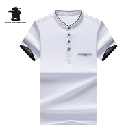 2017 Men S Short Sleeve T Shirt Designer Fashion Printing Hight Quality Cotton Business Casual T
