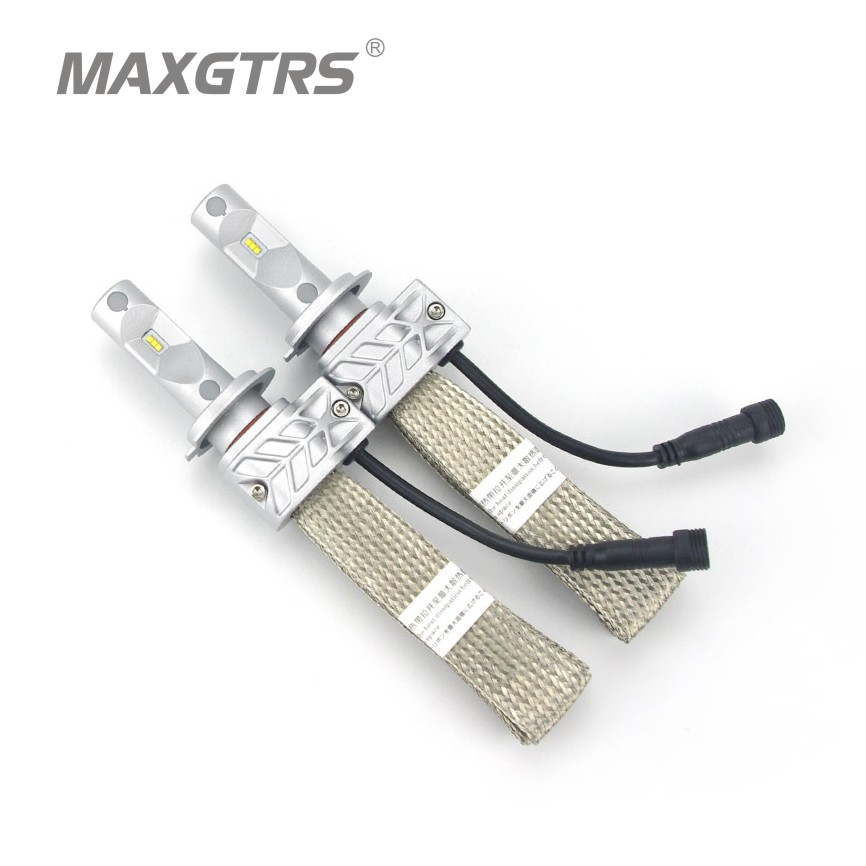 Car LED Headlight H1 H3 H7 H8 H11 9005 9006 HB3 HB4 8000LM For - Car Lights