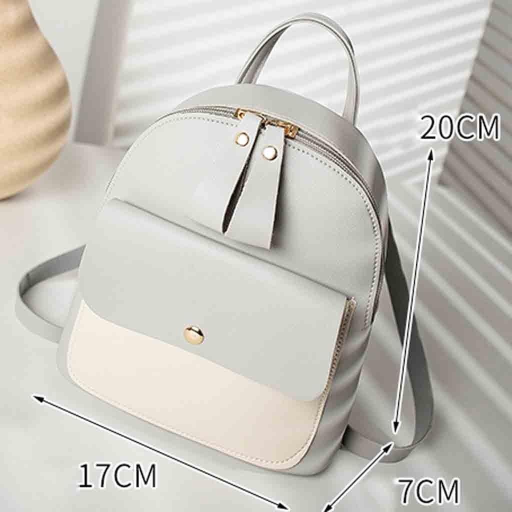 HTB156FZbXT7gK0jSZFpq6yTkpXa9 New Designer Fashion Women Backpack Mini Soft Touch Multi-Function Small Backpack Female Ladies Shoulder Bag Girl Purse #YY