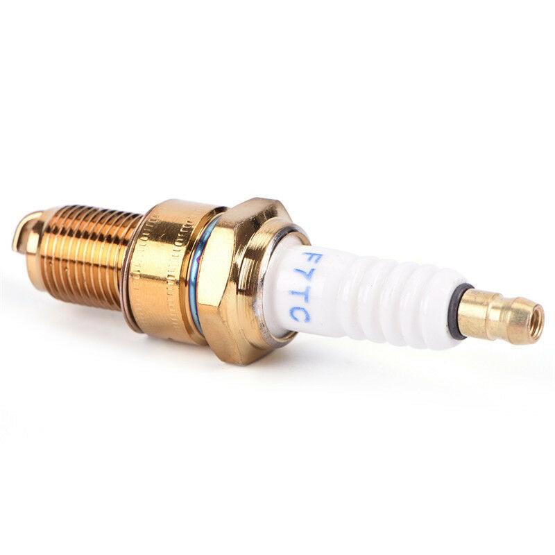 Garden Spark Plug Tools Accessories 5pcs F7TC GX160 GX200 GX240 GX270 GX340 GX390 Lawn Mower