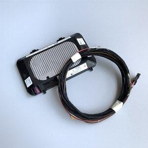 Image 3 - Original สำหรับ Wireless Charger โมดูลสำหรับ VW Golf 7 Tiguan L Touran L Passat b8L 5NA 980 611 5NA980611