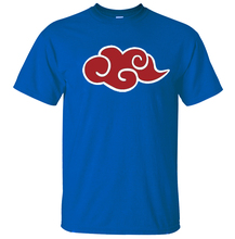 Akatsuki Red Cloud Short Sleeve Shirt