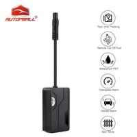 Mini GPS Tracker Car GPS Tracker Motorcycle Waterproof IP67 Cut Off Fuel Coban GPS GSM Tracker Free APP Realtime Overspeed Alarm